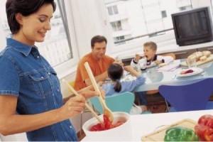 Pranzo-in-famiglia-bambini